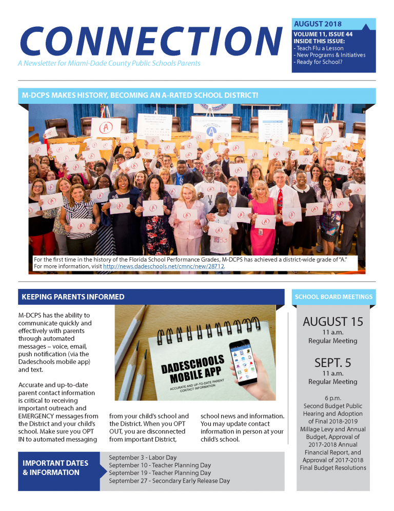 August_2018_Connection_Parent_Newsletter_-_English