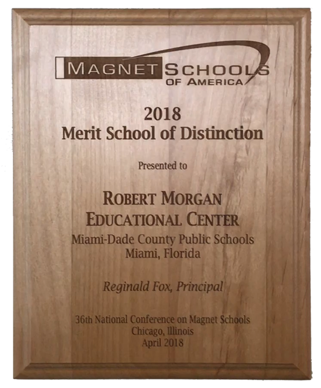 RMEC Merit School Award 2018