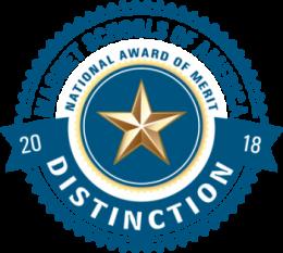MSA DISTINCTION AWARD